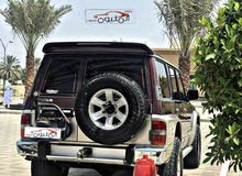 Nissan Patrol 1997 For sale - Maroon color