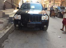 Jeep Grand Cherokee car for sale 2008 in Benghazi city