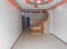 شقة سوبر لوكس 100م - مسجلة في شاطئ النخيل الاسكندرية
