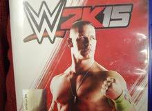 WWE 2K15 (قابل للتفاوض)