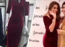 فستان لون عنابي الشراء من ستارديفريوس