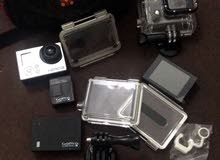 كاميرا للبيع شبه جديده