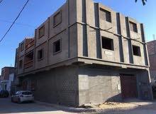 منزل للبيع بواجهتين  وطابقين