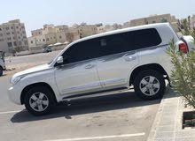 2014 Used Land Cruiser with Manual transmission is available for sale