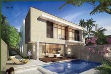 تملك فيلا 3 غرف للبيع دبي بدون فؤاد بنكية