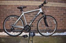 دراجة هوائية نوع Giant Roam 4 2015 بحالة ممتازة للبيع