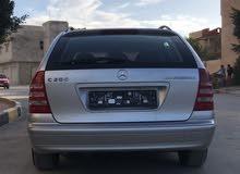2005 Mercedes Benz C 200 for sale in Gharyan