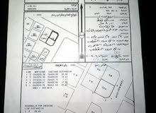 للبيع ارض سكنية كورنر ممتازة في الاشخرة السادسة 300متر عن البحر