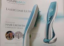 اقساط - جهاز ليزر لتقوية الشعر