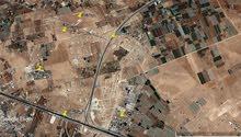 أرض سكنية كاش او بالاقساط للبيع في منطقة الطنيب قرب جامعة الشرق الاوسط