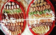حلويات مغربية للعيد باذن الله التواصل على الرقم 51780688