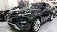 Used Range Rover Evoque 2013 for sale