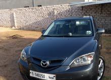 مازدا 3 مديل 2008 نضيفة للبيع