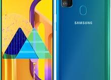 Samsung Galaxy M30s كفالة BCI + بكج فاخر