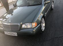 Automatic Green Mercedes Benz 1994 for sale