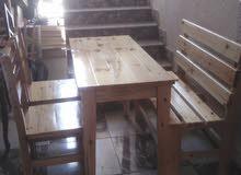 طاولات وكراسي للمراكز المقاسات حسب الطلب