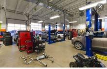 car maintenance shop need staff