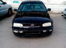 Volkswagen Golf car for sale 1997 in Benghazi city