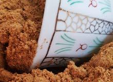قهوه العرب قهوه محمصه ونظيفه درجه اولى