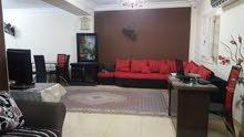 شقة للايجار اكتوبر الحى الرابع سوبر لوكس. منطقة راقية