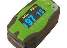 جهاز قياس الاكسجين في الدم خاص بالاطفال ماركة ChoiceMMed