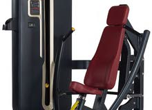 all kind of gym equipmet are available
