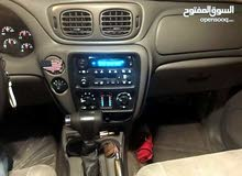 Gasoline Fuel/Power   Chevrolet TrailBlazer 2008