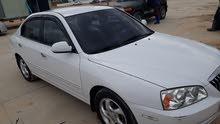 هونداي افانتي 2005 السيارة خالية من العيوب