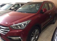 Hyundai Santa Fe made in 2016 for sale