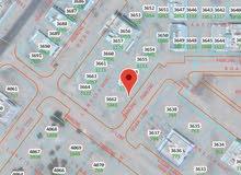 أرض سكني تجاري بالعامرات 400م²