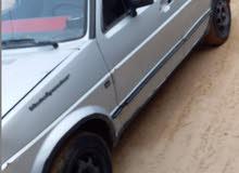 Manual Volkswagen 1996 for sale - Used - Gharyan city