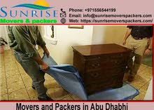 Sunrise movers and packers in Abu Dhabi - Best moving company