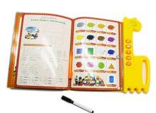 (0)  أول كتاب إلكتروني لتعليم الأطفال واضح وغير معقد .  التعلم بالصوت /
