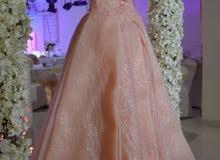 فستان ملكة ( شبكة )