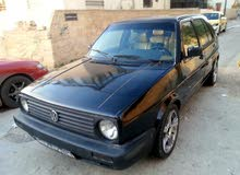 Used condition Volkswagen Golf 1990 with 1 - 9,999 km mileage