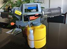مكينة رش المبيدات الحشرية (بالديزل) ..للبيع