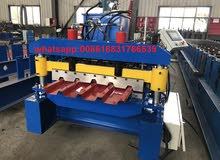 trapezoidal roof penal roll forming machine