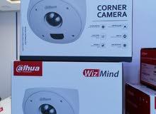 تركيب جميع انواع كاميرات المراقبة