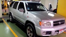 Nissan Pathfinder Japan 2005 model recently maintained 1 year renew molkiya