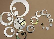 ساعة حائط شكل دوائر – Circles wall clock