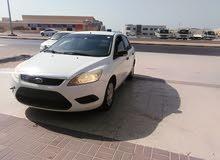 فورد فوكس 2009 خليجي 4 1600ccبلاحوادث ناجحة فحص دبي الشامل