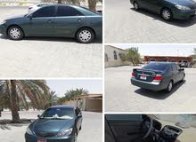 toyota camry model 2005 in very good condition