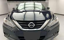 Nissan Altima 2018 2nd option US spec ready for registration