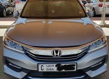 Honda Accord 2.4L 2017