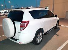 Toyota raw 4 2012