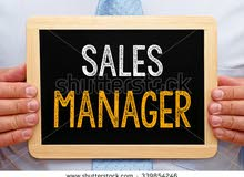 JOB VACANCY: Looking for SALES MANAGER with 3 years experience in Oman