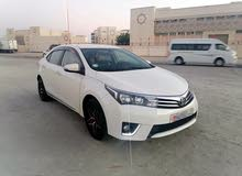 Toyota Corolla Gli 2015 without accident