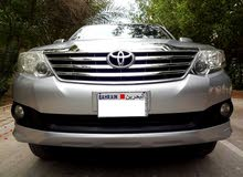 Toyota Fortuner (2015) # 4WD # Excellent Condition