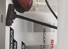 مكنسة كهرباء جديدة /New vacuum cleaner