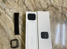 Apple watch 5 - 44ساعة ابل اكبر حجم